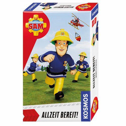 Großes Kinder Würfelspiel | Feuerwehrmann Sam | Feuerwehrschlauch & Leiter Spiel