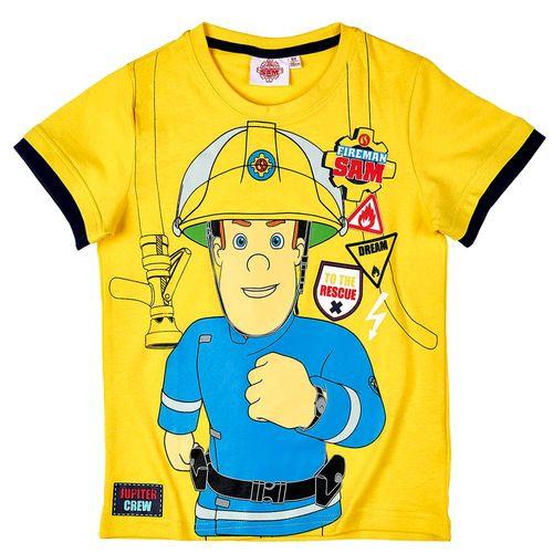 T-Shirt To Rescue | Größe 98 - 128 | Feuerwehrmann Sam | Kinder Jungen Shirt – Bild 2