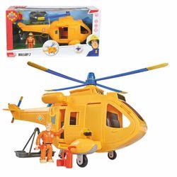Bergwacht Hubschrauber Wallaby 2 | mit Tom Licht & Sound | Feuerwehrmann Sam