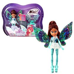 Winx Club - Tynix Mini Magic Puppe - Fee Layla mit Verwandlungsfunktion – Bild 1