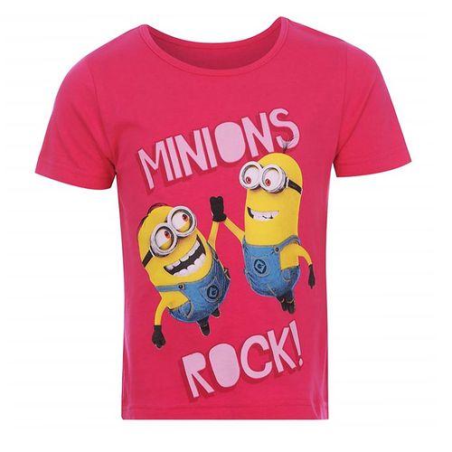 Kinder T-Shirt | Ich Einfach Unverbesserlich | Minion | Mädchen | Größe  98-128 – Bild 2