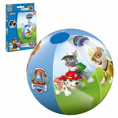 Wasserball | Paw Patrol | Hunde-Welpen | Kinder Strand-Beach-Ball | 50 cm