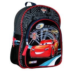 Disney Cars - Kinder Rucksack Fast as Lightning 31 x 25 x 12 cm​ – Bild 1