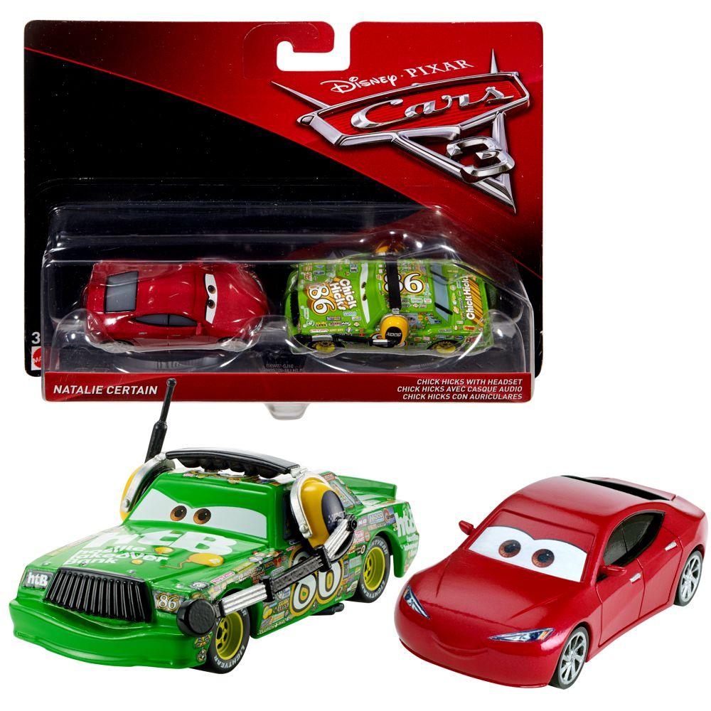 Disney-Cars-3-Cast-1-55-Auto-Fahrzeuge-Doppelpack-zur-Auswahl