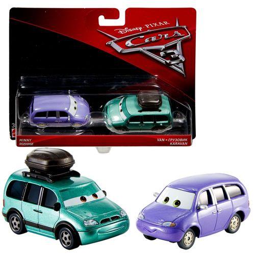 Doppelpack Modelle Auswahl | Disney Cars 3 | Cast 1:55 Fahrzeuge Auto | Mattel – Bild 11