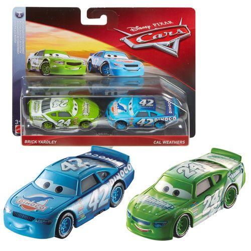 Doppelpack Modelle Auswahl | Disney Cars 3 | Cast 1:55 Fahrzeuge Auto | Mattel – Bild 15