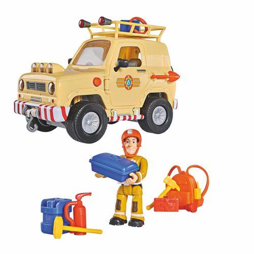 Wallaby Geländewagen Mercury | 3-teiliges Fahrzeug Set | Feuerwehrmann Sam – Bild 2