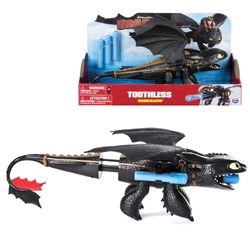 Dragons - Action Spiel Set - Dragon Blaster - Drachen Ohnezahn Toothless – Bild 1