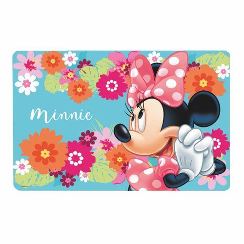 Tisch-Unterlage Mouse | Minnie Mouse | Kinder Platz-Set-Deckchen | 28 x 41 cm