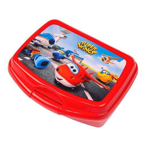 Brotdose | Super Wings | Box Frühstück | Kinder Vesper Dose | Brotbüchse