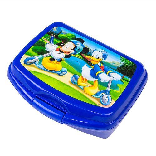 Brotdose Mickey Mouse | Disney Micky Maus | Box Frühstück | Kinder Vesper Dose