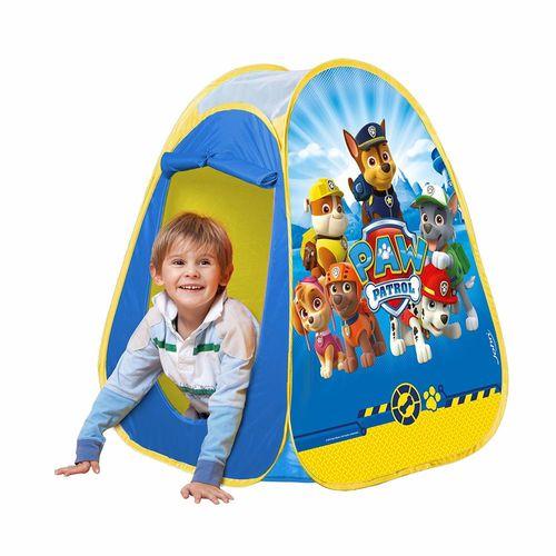 Pop Up Zelt | Paw Patrol | Kinder Spielzelt | Kinderzelt | Wurfzelt – Bild 1