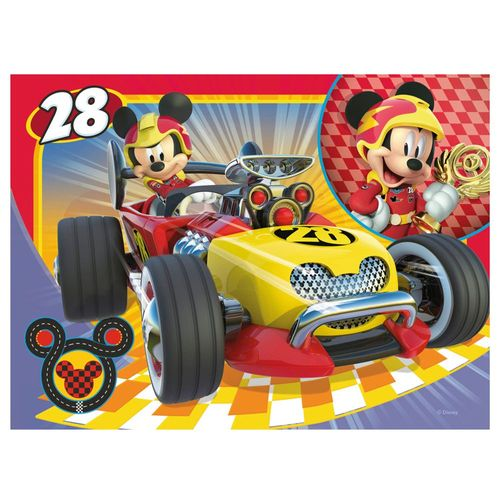 Kinder Puzzle Box | 4 in 1 | Micky Maus | Ravensburger | Legespiel – Bild 5