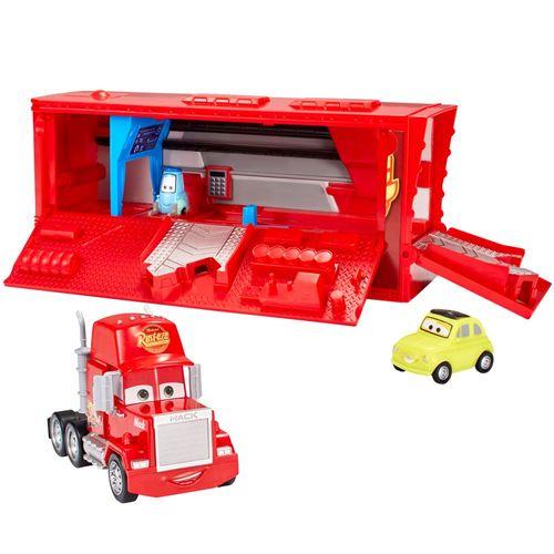 Mack Reise-Truck | Disney Cars 3 | Spiel Set Transporter | Mattel DXY87 – Bild 2