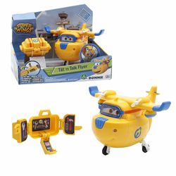 Super Wings - Tilt ´n Talk Flieger Flugzeug Donnie mit Sound