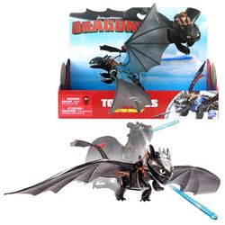Titanflügler Ohnezahn | Action Spiel Set | DreamWorks Dragons | Toothless  001