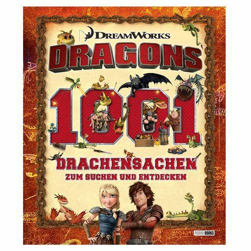1001 Drachensachen | DreamWorks Dragons | Suchen und Entdecken | Buch