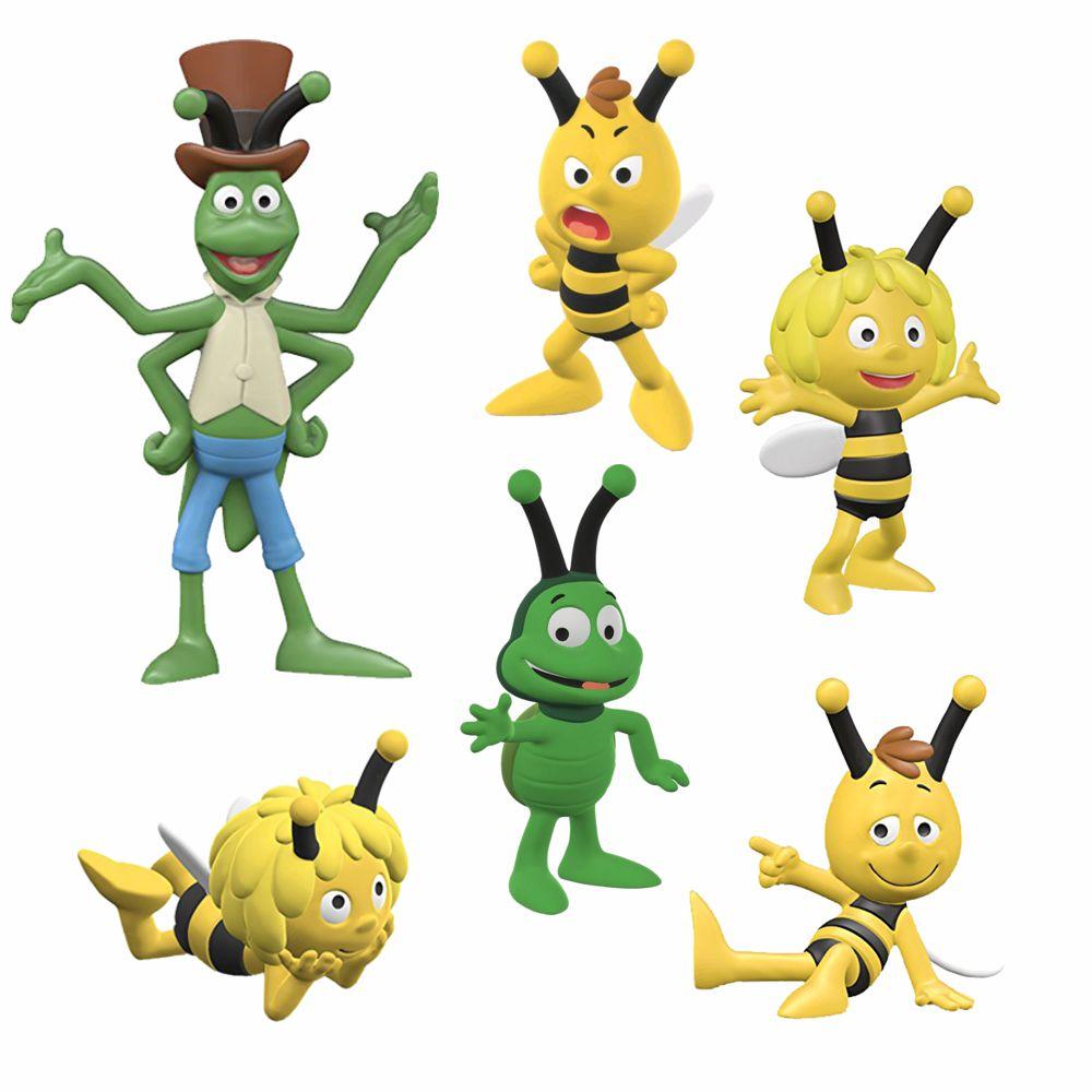 s lection personnages jeu maya et amis maya l 39 abeille schleich 27006 ebay. Black Bedroom Furniture Sets. Home Design Ideas
