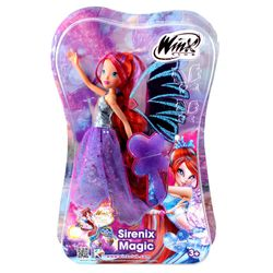 Winx Club - Sirenix Magic Puppe - Fee Bloom - Das Geheimnis des Ozeans – Bild 4