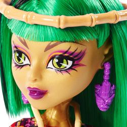 Jinafire Long | Mattel DKX95 | Monster-Grauszeit | Monster High Puppe – Bild 2