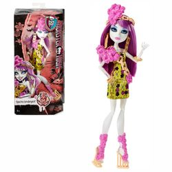 Spectra Vondergeist | Mattel DKX97 | Monster-Grauszeit | Monster High Puppe – Bild 1