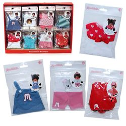 Monchhichi - Auswahl Boutique Fashion - Puppenkleidung Mode Kleidung