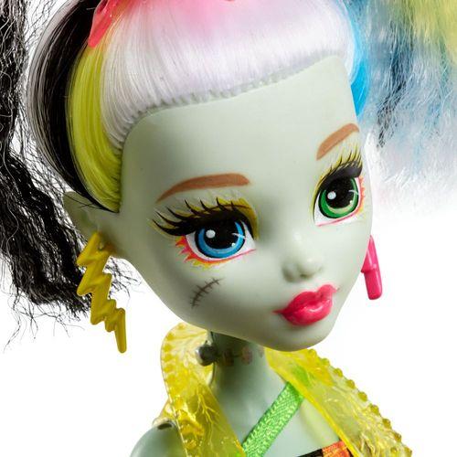 Frankie Stein | Mattel DVH72 | Elektrisiert Hochspannung | Monster High Puppe – Bild 2