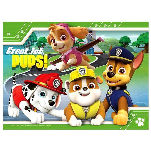 4 in 1 Kinder Puzzle Box | Motiv Freunde | Ravensburger | Paw Patrol – Bild 3