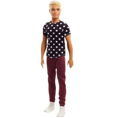 Black & White Ken | Barbie | Mattel FJF72 | Original Fashionistas 14 | Puppe – Bild 3