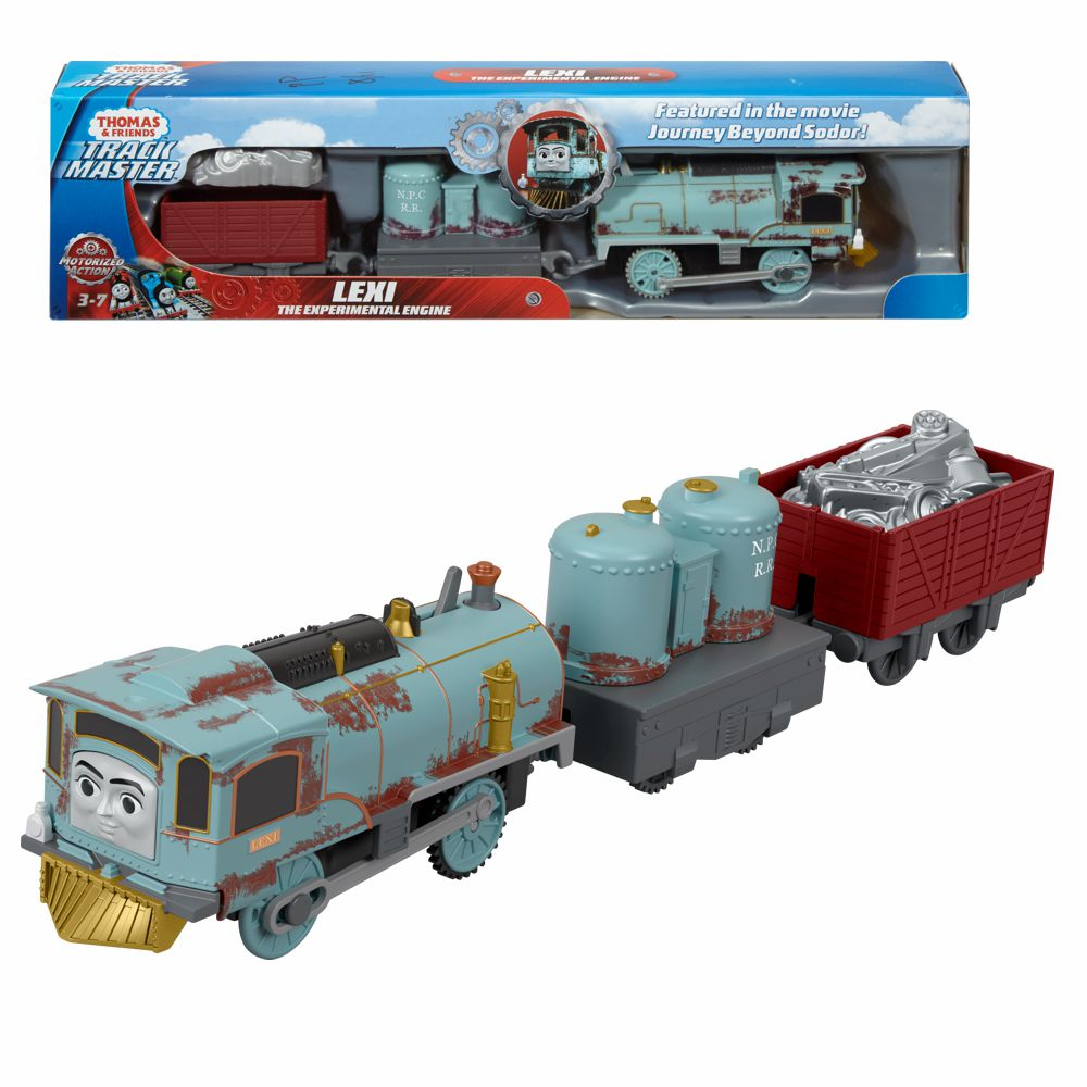 Stahlwerk Lexi Mattel Fjk52 Trackmaster Thomas Seine Freunde