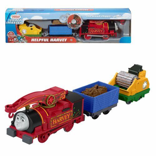 Helfender Harvey | Mattel FJK53 | TrackMaster | Thomas & seine Freunde