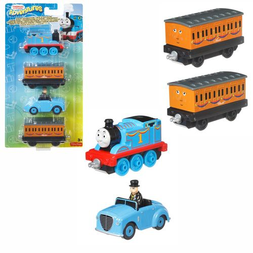Set Sodor Feier | Mattel DXT80 | Adventures | Thomas & seine Freunde