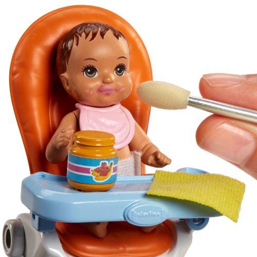 Skipper Freundin Babysitter | Barbie | Mattel FHY99 | Spielset | Puppe Schwester – Bild 2