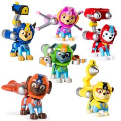 Light Up | Spiel-Figuren zur Auswahl | Hunde-Welpen Sea Patrol | Paw Patrol