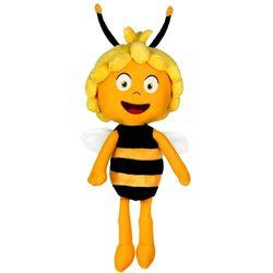 Charakter Maja | Plüsch-Figur 28 cm | Biene Maja | Stoff-Tier | Famosa 40011 001