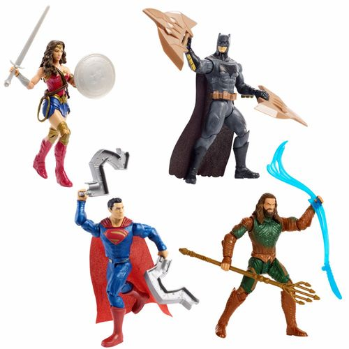 DC Justice League | Action Figuren zur Auswahl | 15 cm | Mattel