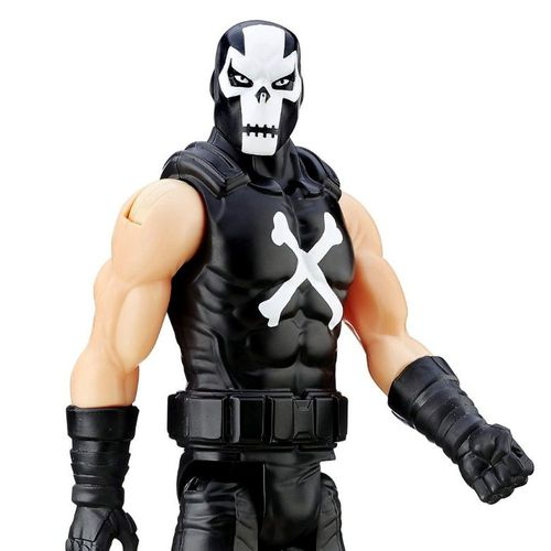 Crossbones Puppe | Hasbro B7232 | Marvel Civil War | 30 cm | Titan Hero Serie – Bild 2