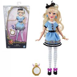 Ally | Hasbro B5852 | Disney Descendants | Fashion Puppe mit Accessoires