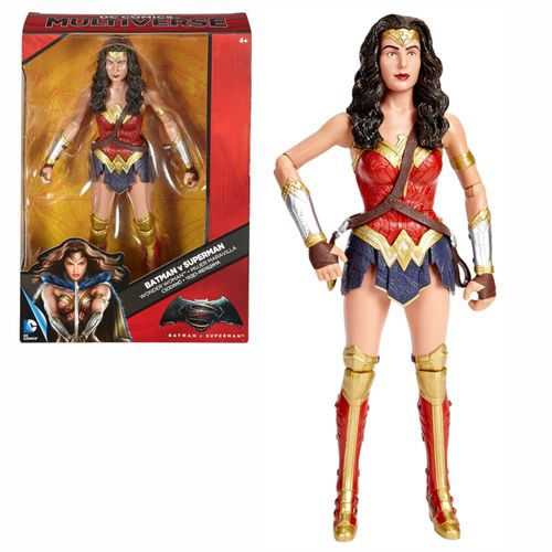 Wonder Woman | DC Batman vs. Superman | Mattel DKV13 | Puppe | Spiel-Figur – Bild 1