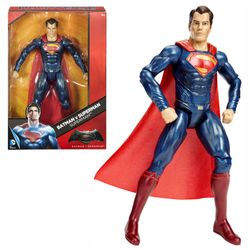 Superman | DC Batman vs. Superman | Mattel DJB29 | Puppe | Spiel-Figur