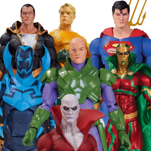 Icons | Action Figuren zur Auswahl | DC Collectibles | 16 cm | Spiel-Figur