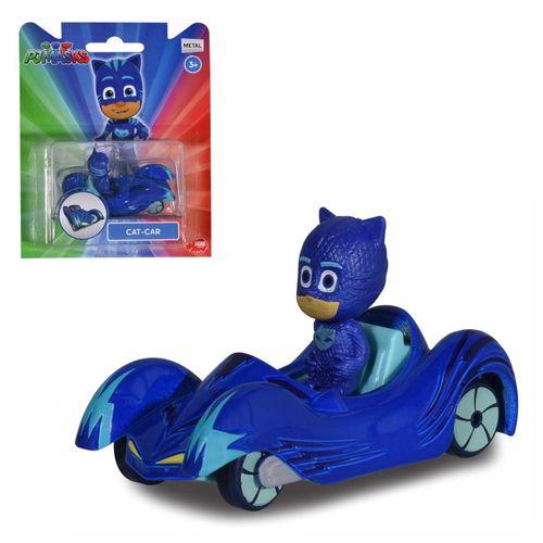 Auswahl Fahrzeuge mit Figur | Die Cast | Pyjamahelden | PJ Masks | Dickie Toys – Bild 2