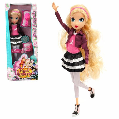 Rose | Fashion Puppe | Regal Academy | Real Friends | Giochi Preziosi