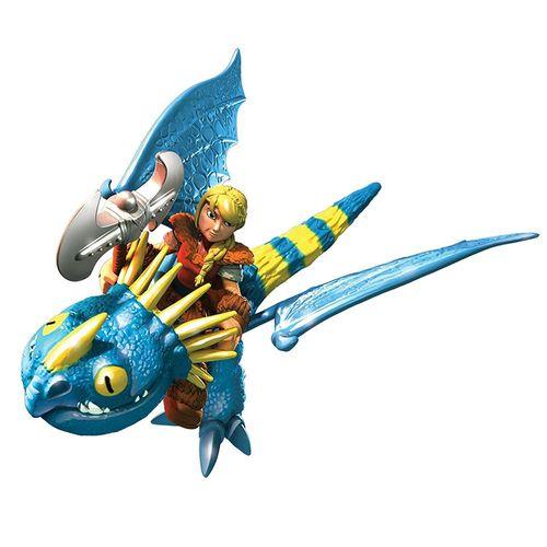 Drachenreiter Astrid & Drache Sturmpfeil | Action Spiel Set |DreamWorks Dragons – Bild 3