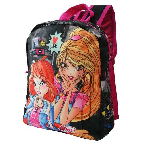 Rucksack | Friends | Winx Club | Mädchen Kinder Tasche | 33 x 27 x 9 cm – Bild 1