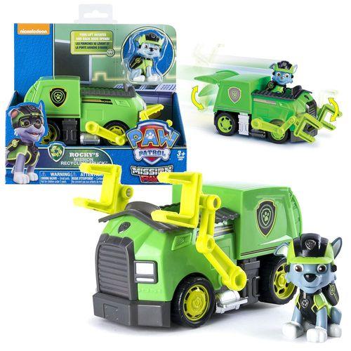 Mission Paw | Auswahl Fahrzeuge mit Spiel-Figur | Paw Patrol – Bild 3