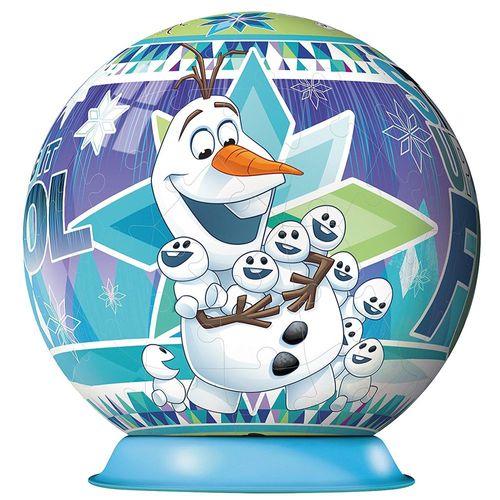 3D Puzzle Ball | 72 Teile | Disney Eiskönigin | Frozen | Ravensburger – Bild 2