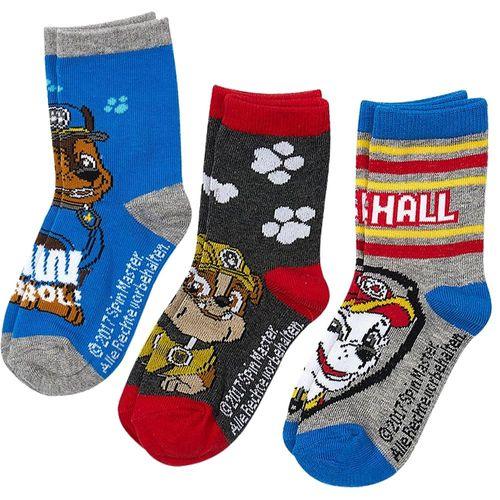 3-er Pack Socken | Paw Patrol | Heldenhafte Hunde | Strümpfe Größe 23 - 34 – Bild 2