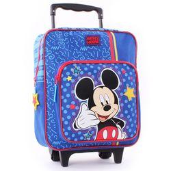 Trolley Rucksack | 35 x 28 x 14 cm | Micky Maus | Mickey Mouse | Reisetasche 001