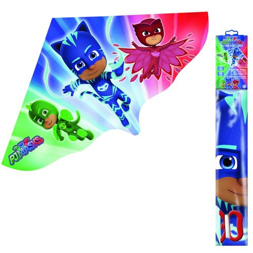 Einleiner-Drachen | Pyjamahelden | PJ Masks | 115 x 63 cm | Folien Flug Drache